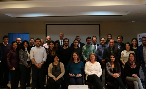 Second Meeting of the Latin American Network on GHG Inventory